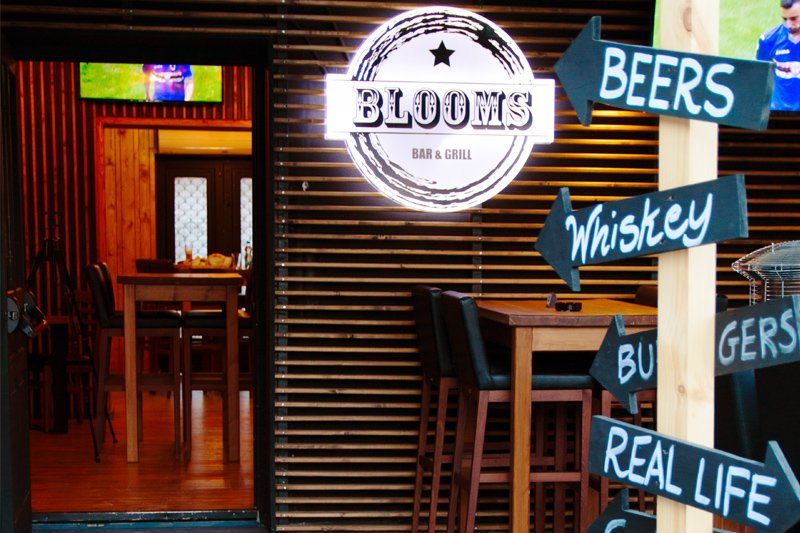 BLOOMS BAR AND GRILL