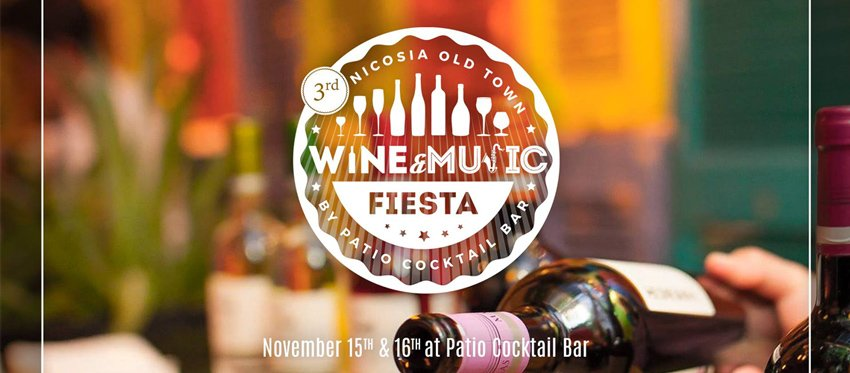 Wine & Music Fiesta by Patio Cocktail Bar | Thursday 16 November