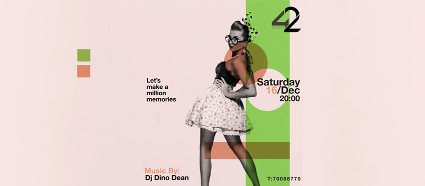Bright Saturdays Nights at Forty Two Bar