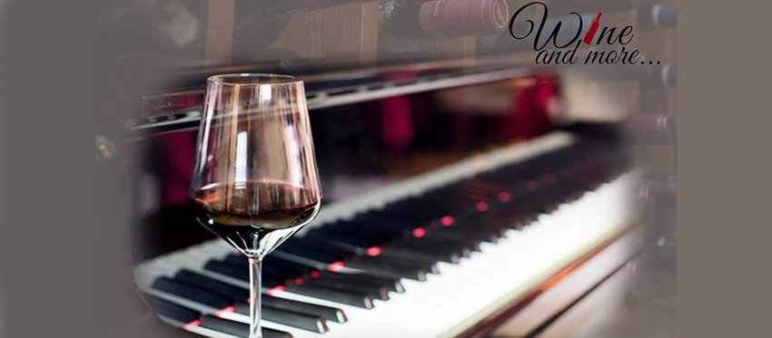 Live Piano Night at Wine and More