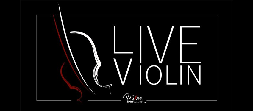 Violin Live this Saturday Night at Wine and More