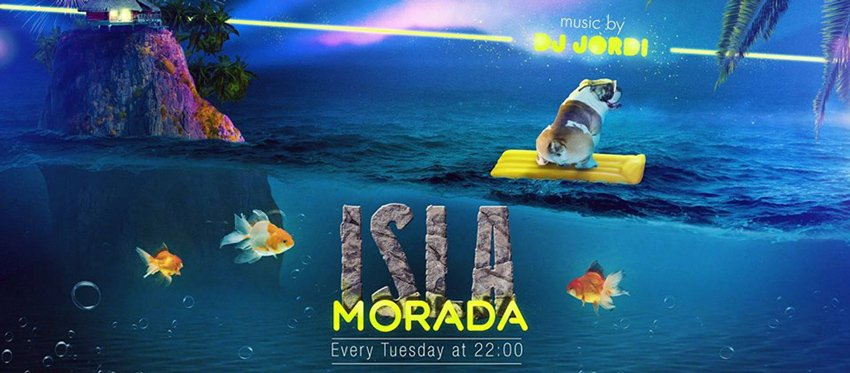 ISLA Morada Tuesdays