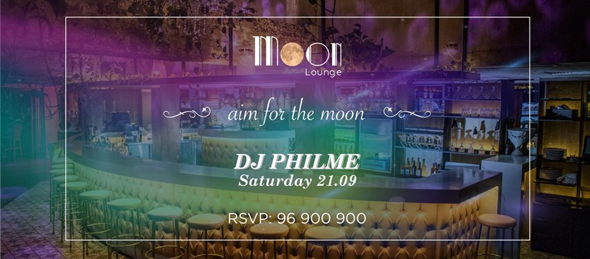 Aim for the Moon at Moon Lounge Bar