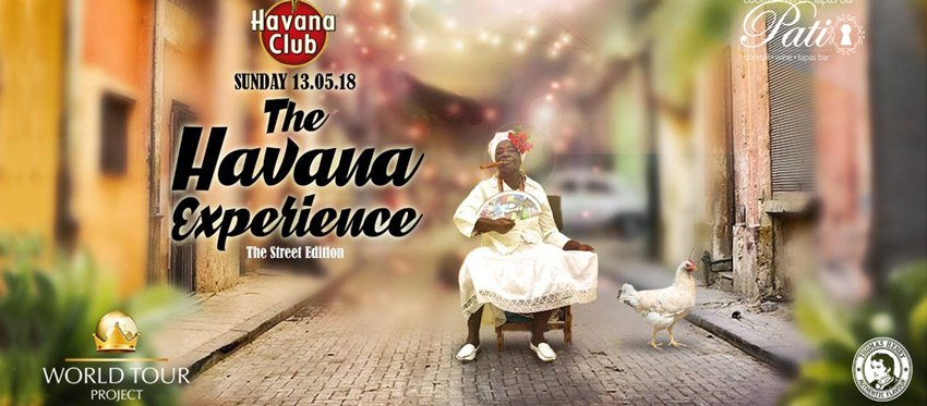 The Havana Experience at Patio