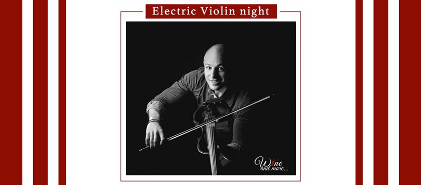 Welcome Summer Party with Michalis Tserkezos at Electric Violin Night
