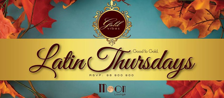 Latin Thursdays at Moon Lounge Bar - DJ Nico vs DJ Martinez