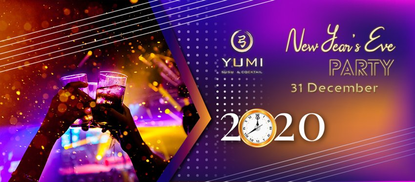 Farewell 2019 With Style - Yumi Limassol Hosted by Breeze Group