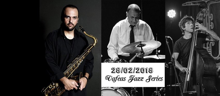 Vafeas Jazz Series at Cafe Americain | February 28