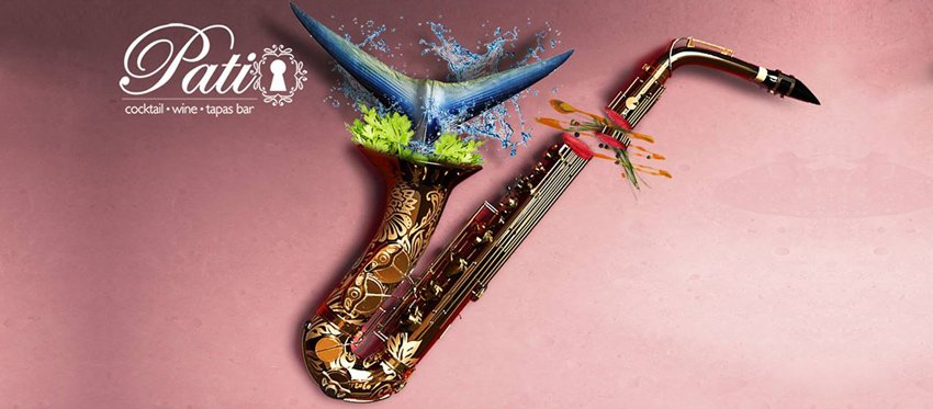 Rythm Seductions - Live Saxophone Fridays at Patio